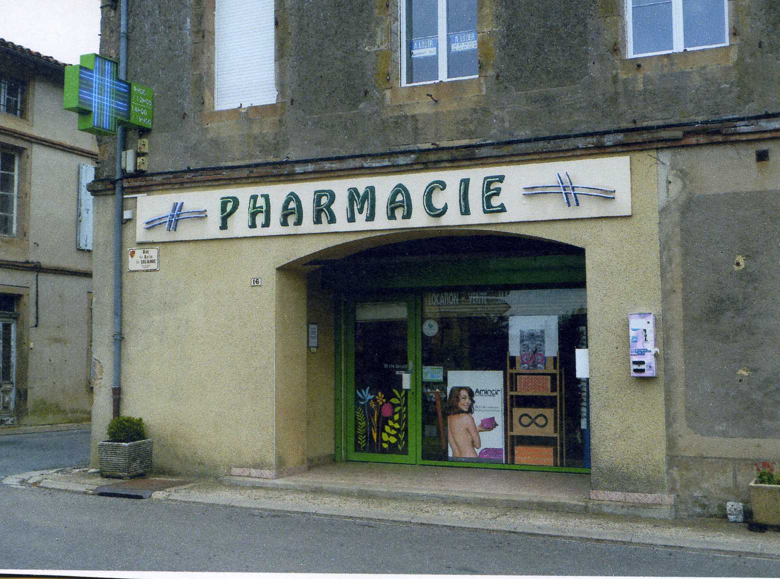 PHARMACIE